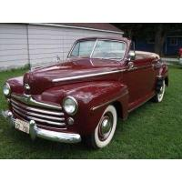 China 1947 Ford Convertible Restored. on sale