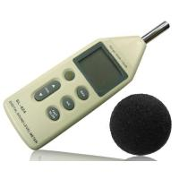 Sound Noise Level Meter 30-130 dB w/Case+Free Battery