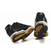 Buy cheap Adidas Tracy Mcgrady Adidas T-Mac 10 Low Shoes black/gold from Wholesalers