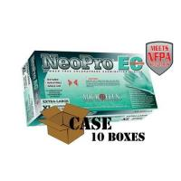 Buy cheap Microflex - NeoPro EC Powder-free Chloroprene Extended-cuff Gloves - Case from Wholesalers