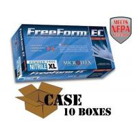 Buy cheap Microflex - FreeForm EC Blue Disposable Nitrile Gloves - Case from wholesalers