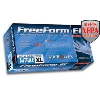 Buy cheap Microflex - FreeForm EC Blue Disposable Nitrile Gloves - Box from wholesalers