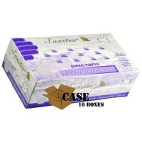 Buy cheap Sanitex - Disposable Nitrile Gloves, Powdered Blue - Case from wholesalers