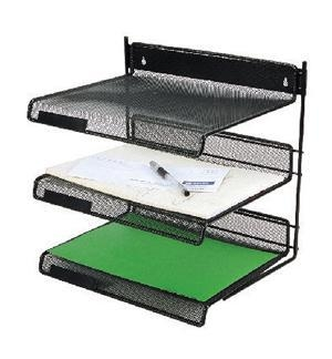 China 3-TIER metal mesh file tray factory