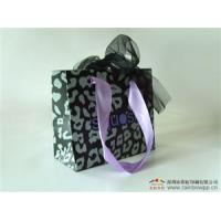 Buy cheap Ribbon Handle Cosmetics Gift Bags from Wholesalers