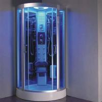 Buy cheap Round Steam Cubicle from wholesalers