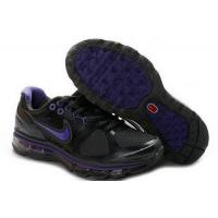 Buy cheap Kids Nike Air Max 2009 IV Black Purple from Wholesalers