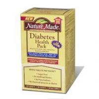 Buy cheap Nature Made Diabetes Health Pack - 60 Packets Multivitamin & Mineral Supplement from Wholesalers