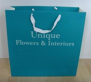 Quality Paper Shopping Tote Bags for sale