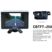 China Car rear view parking system 2501 on sale