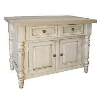 Buy cheap French Country Butcher Block Kitchen Island from Wholesalers