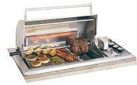 Buy cheap Fire Magic Regal I Countertop Stainless Steel Drop In Grill from Wholesalers