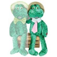 China Louie Frog - LONG NECK TIE factory