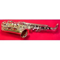 Buy cheap New black nickel & gold dc pro boston series alto sax from Wholesalers