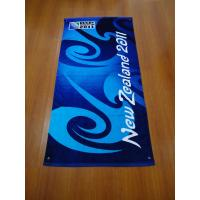 Buy cheap Velour Reactive Print Beach Towel (FC-ST1102) from Wholesalers
