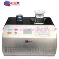 Buy cheap Identify Dangerous Liquid of Bottle Liquid Scanner AT1000 for Subway , Gymnasium from Wholesalers