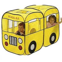 China KID ITEMS 21202: Kid bus tent factory