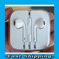 China New Earphone Headsets Earpods Earbuds With Remote & Mic iPhone 5 5G 4 4S iPod on sale