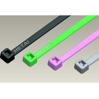 Self-locking Cable Ties  Material: Nylon 66, 94V-2 certificated by UL.