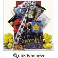 Buy cheap Graduation Gift Baskets | graduation gift for middle school or high school studio from Wholesalers