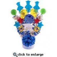 Buy cheap Graduation Candy Centerpiece, Candy Bouquets Gifts for Graduation, graduation lollipops from Wholesalers