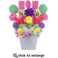 Buy cheap Mother's Day Gifts - Celebrate Mom Candy Flower Bouquet from wholesalers