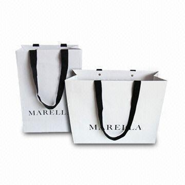 Quality Bags Paper Shopping Bags for sale