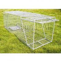 Buy cheap Traps and Cages Home Page Live animal trap SD608 from Wholesalers