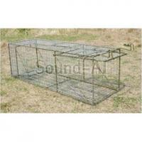 Buy cheap Traps and Cages Home Page Medium Live Animal Cage Trap / Cat TrapSD620 from Wholesalers