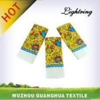 Buy cheap Kitchen Product Tea Party Cotton Reactive Printing Tea Towel from Wholesalers