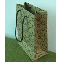 Buy cheap Customized Kraft Paper Bag (HT6894) from Wholesalers