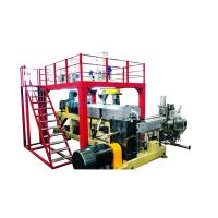 Buy cheap 3-pins 3-flight Reciprocating single screw extruder from Wholesalers