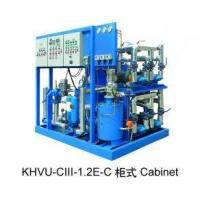 Buy cheap 1000 kW - 60000 kW Heavy Fuel Oil Booster Unit for Main / Auxiliary Engine from Wholesalers