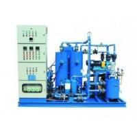 Buy cheap marine Heavy fuel oil booster unit, marine fuel oil supply unit from Wholesalers