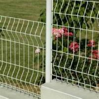 China Decorative Wire Fence Panels on sale