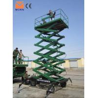 Buy cheap Trailing scissor lift platform from Wholesalers