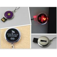 Buy cheap USB Pen and USB Watch Push and pull style USB drive from Wholesalers