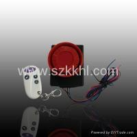 Buy cheap Motorcycle and Bicycle Security Vibration Detector Sensor Alarm(KK121) from Wholesalers