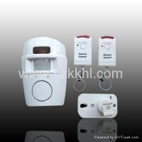 Buy cheap Wireless Sensor Detector Alarm with Remote Control(KK 105) from Wholesalers