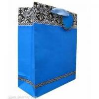 Buy cheap Luxury Clothes shopping gift bag from Wholesalers