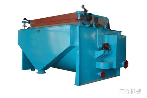 Quality ZNW series of gravity-type rotary concentrator for sale