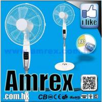"""Buy cheap 16"""" REMOTE CONTROL STAND FAN ( Model; AXY-1693RC-RB) STAND FAN from Wholesalers"""