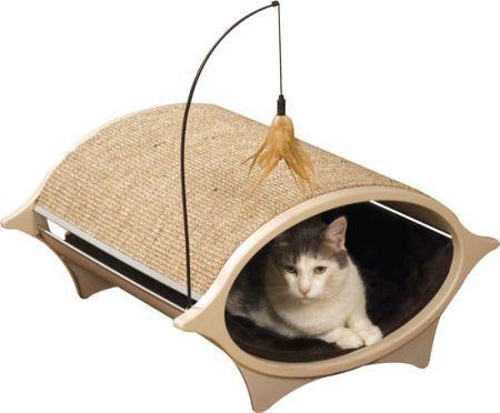 Quality Pet beds Cat Scratcher for sale