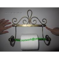 Buy cheap metal tissue paper / towel holder from Wholesalers