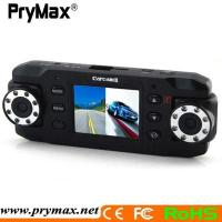 Dual camera HD X8000C Vehicle DVR