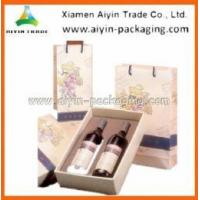 Buy cheap Wine Paper Bag (AY128) from Wholesalers