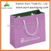 Buy cheap Carrier Paper Bag (AY107) from Wholesalers