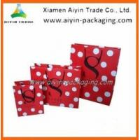 Buy cheap Coated Art Paper Bag (AY040) from Wholesalers
