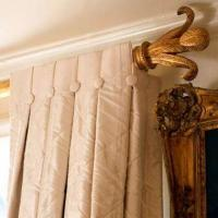 Buy cheap Drapery Panels Box Pleated Panels from Wholesalers