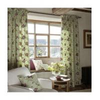 Buy cheap Drapery Panels Shirred Header with Ruffle Panels from Wholesalers